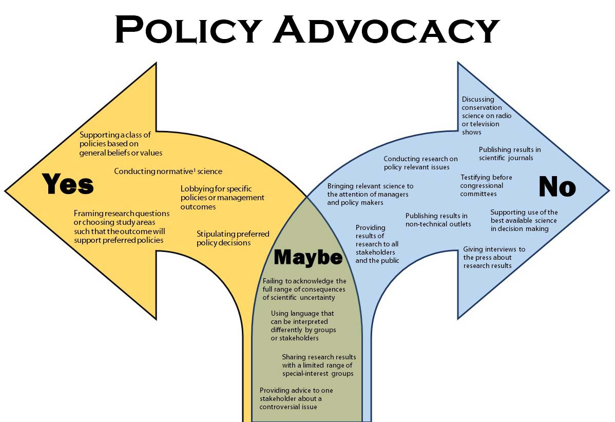 Advoacy and Policy